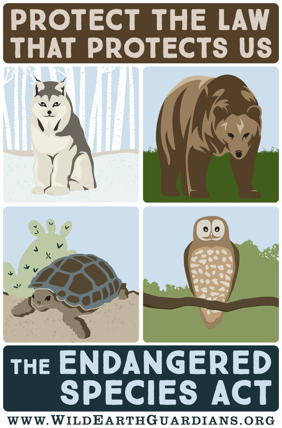 Endangered Species Campaign mark